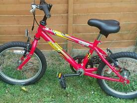 Kids bicycle RALEIGH
