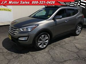 2016 Hyundai Santa Fe Sport Limited, Navigation, Panoramic Sunro