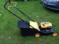 McCullough 450 Petrol Lawnmower £70.00