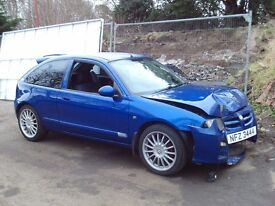 mg zr breaking for parts