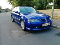 Low milage 2005 Mg Zs 1.6