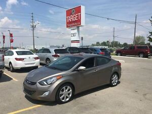 2013 Hyundai Elantra Limited Leather and More