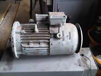 5 HP Electric motors heavy duty 3 Phase