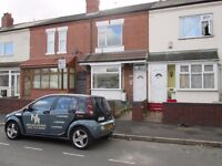 ONE BEDROOM FLAT TO RENT * WRYLEY ROAD * ASTON * 10 MINS TO CITY * IDEAL FOR A SINGLE OR COUPLE