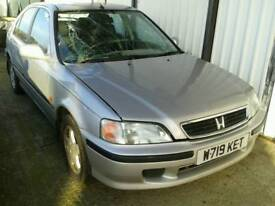 HONDA CIVIC 1.4 SPORT PETROL HALF LEATHER STARTS AND DRIVES