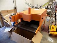 Screen Printing - WPS Texitunnel Dryer 700 - £2500