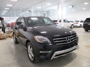 2015 Mercedes-Benz M-Class 350BT WINTER SUMMER PKG NAV PANO ROOF