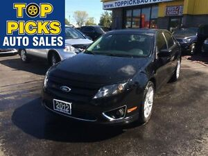 2012 Ford Fusion SE, SPORT APPERANCE PACKAGE, 18 ALLOYS, SUNROOF