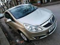 Vauxhall Corsa Design, 1.4 petrol, manual, 5 speed, 3 door hatchback