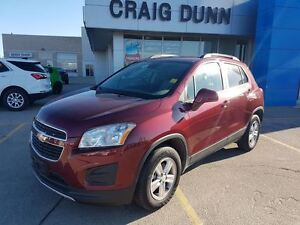 2014 Chevrolet Trax * 1LT ALL Wheel Drive * 1 Owner * Local Trad
