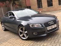 2008 AUDI A5 2.0 T FSI 211 SPORT COUPE PETROL MANUAL 2 OWNER MOT GREAT DRIVE NOT A4 A6 3 6 SERIES A3
