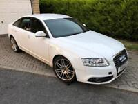 Audi A6 S-Line (Special Edition) 2011 Auto CAR PARTS ONLY