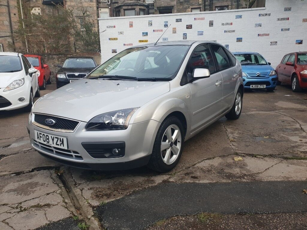 only 40k genuine mileage new shape ford focus 1 former keeper long