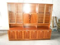 wall unit good condition