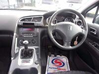 PEUGEOT 3008 1.6 VTi Sport SUV 5dr (grey) 2010