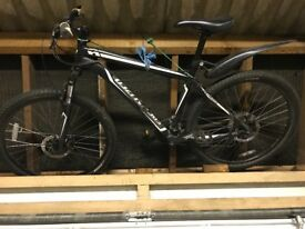 Specialized Hardrock, standing in the garage over two years.. retailed at 450£