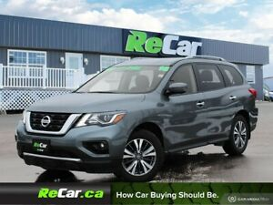 2018 Nissan Pathfinder 4X4 | SAVE $15,878 VS. NEW | HEATED SEATS