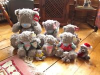 Selection of Me to You Bears