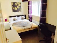 GORGEOUS FULLY FURNISHED DOUBLE ROOMS