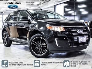 2014 Ford Edge SEL, Pano Roof, Navi, Back cam, Sport Package