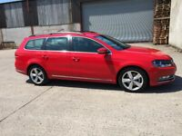 VW PASSAT ESTATE 2.0 BLUEMOTION TECH TDI
