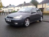 FORD FOCUS ZETEC 1.8 2003 TDCi 80000miles PERFECT MECHANICLLY