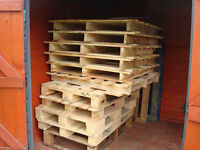 **FREE** 13 X Wooden Pallets Various Sizes
