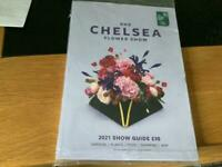 Tickets 2 no. for the Chelsea flower show on Saturday 25 th September