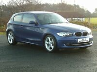 BMW 118D SE 3 DOOR 1995cc 12 MONTHS M.O.T 6 MONTHS WARRANTY (FINANCE AVAILABLE)