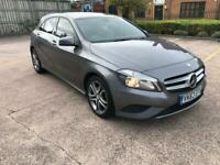 Mercedes A200 cdi 2013 63 plate FULL SERVICES MOTTED 200k leather seats