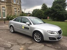 Taxi for sale (kirklees) SEAT EXEO (fully loaded!!!!)