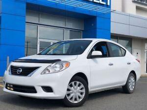 2012 Nissan Versa 1.6 SV AUTOMATIQUE