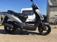 Kymco agility 50 cc scooter
