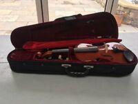 1/2 Size Stringers Violin