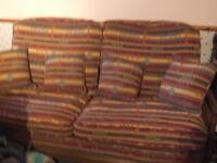 Large ERCOL Bergere Sofa