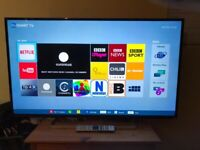"""Toshiba 47"""" Smart TV with Freeview HD"""