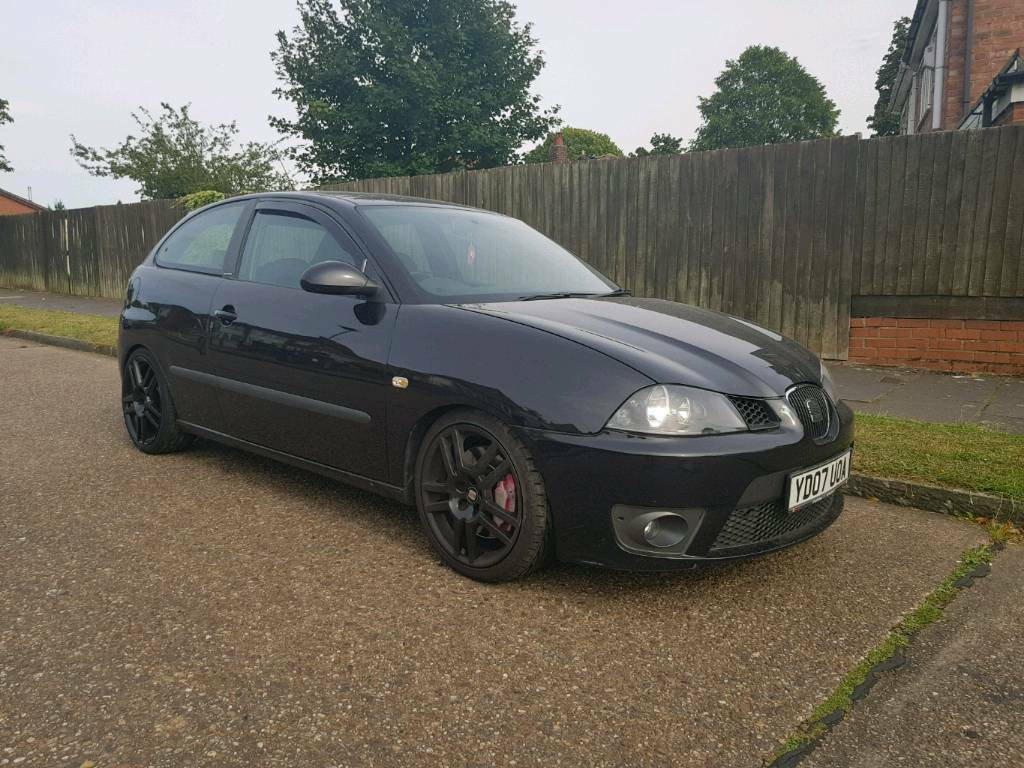seat ibiza cupra 240bhp not st vxr rs st r modified in hodge hill west midlands gumtree. Black Bedroom Furniture Sets. Home Design Ideas