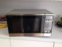 Sharp MICROWAVE OVEN with TOP & BOTTOM GRILLS and CONVECTION R-86STM