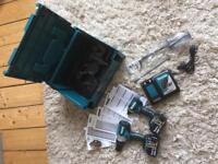 Makita DLX2176TJ Brushless Twin Kit