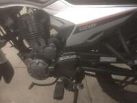 Honda keeway 125 for sale 700£