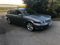 Jaguar X-Type Sovereign D *Spares or Repairs*