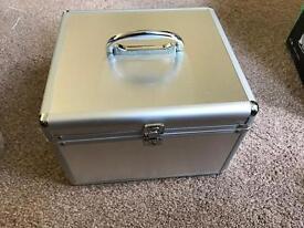 300 CD case metal storage case