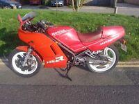 ***MUST SEE*** 1988 collectors classic honda ns125r