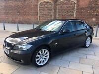 2007 / BMW 330D / ALLOYS / LEATHER / CD / ELECTRIC WINDOWS / JAN MOT .