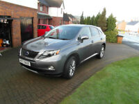 Lexus RX450h 2012, 40,000 miles, Full Lexus Service History, Immaculate throughout.