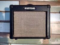 KUSTOM KFX GUITAR PRACTICE AMP