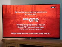 Sony KDL50W829B 50-inch Full HD Widescreen LED Smart Television