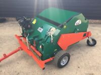 Wessex MTX120E Dung Beetle Paddock Sweeper Cleaner