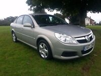 2007 '57' Vauxhall Vectra 1.8 Exclusive Genuine 76k 1 Owner from new