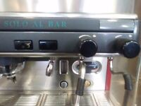 Comercial Cimbali m32 classsic 3 group coffee machine
